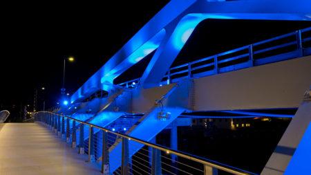 New J Street Bridge